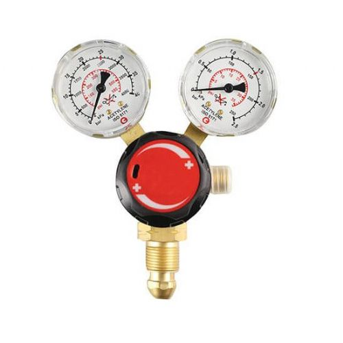Javac -  A1.5 Bar SS Regulator Acetylene